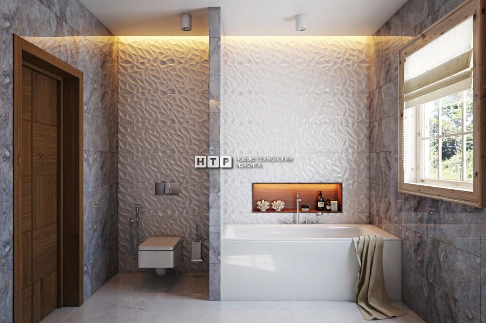 Ванная на Родонитовой
