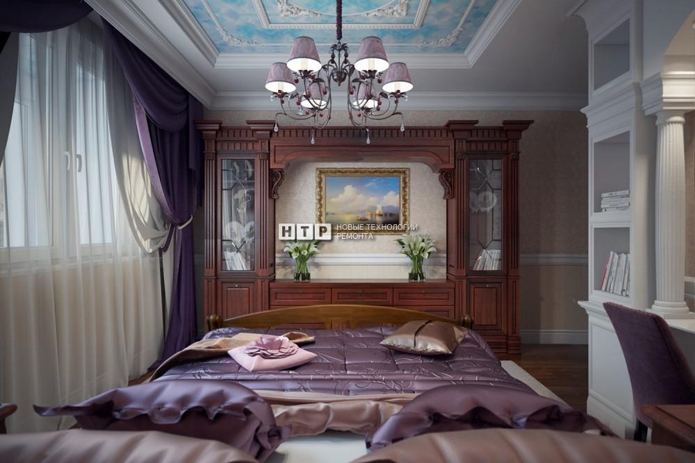 Спальня на Вилонова