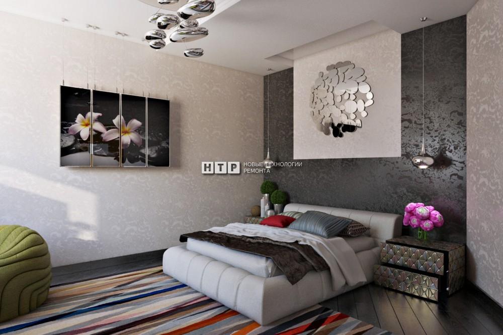 Спальня на Омской
