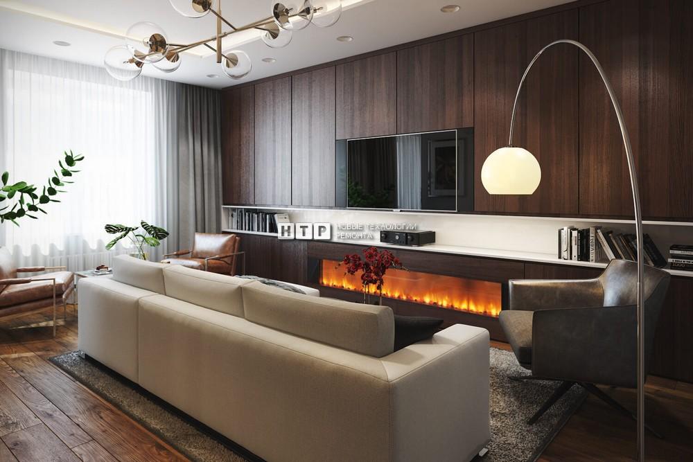 Ремонт квартиры на Ключевской