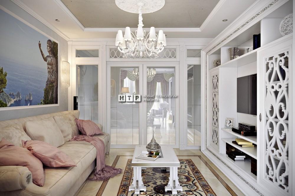 Декор квартиры на Энгельса