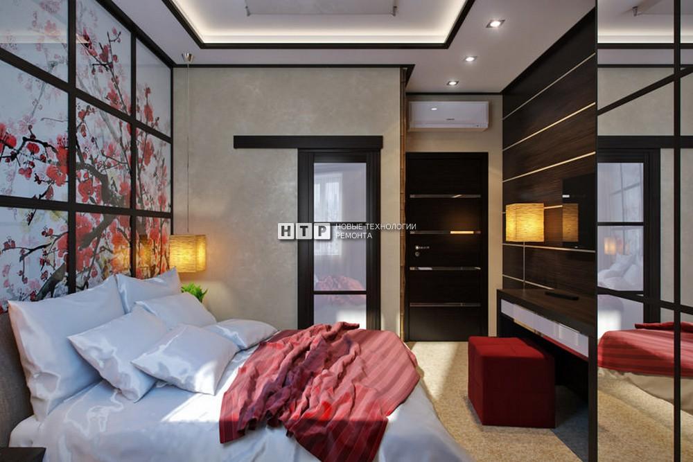 Спальня на Мамина-Сибиряка