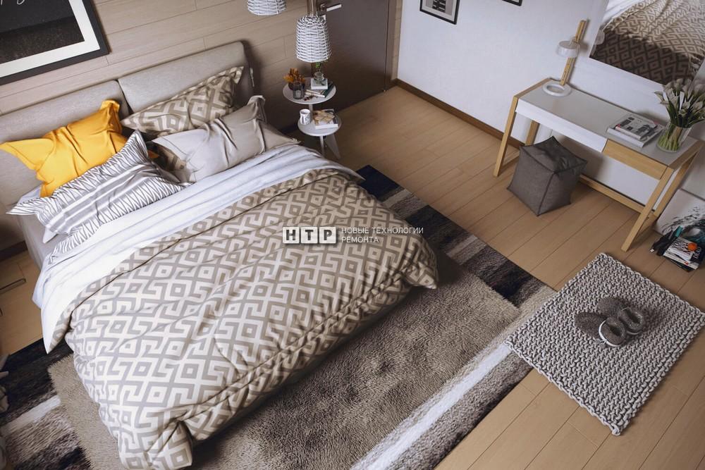Спальня на Педагогической