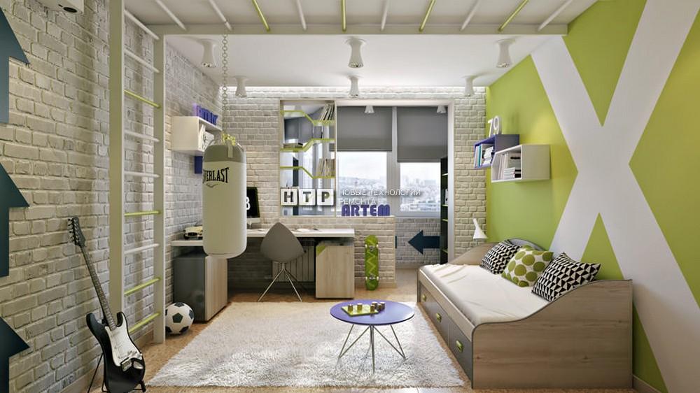 Ремонт квартиры на Студенческой
