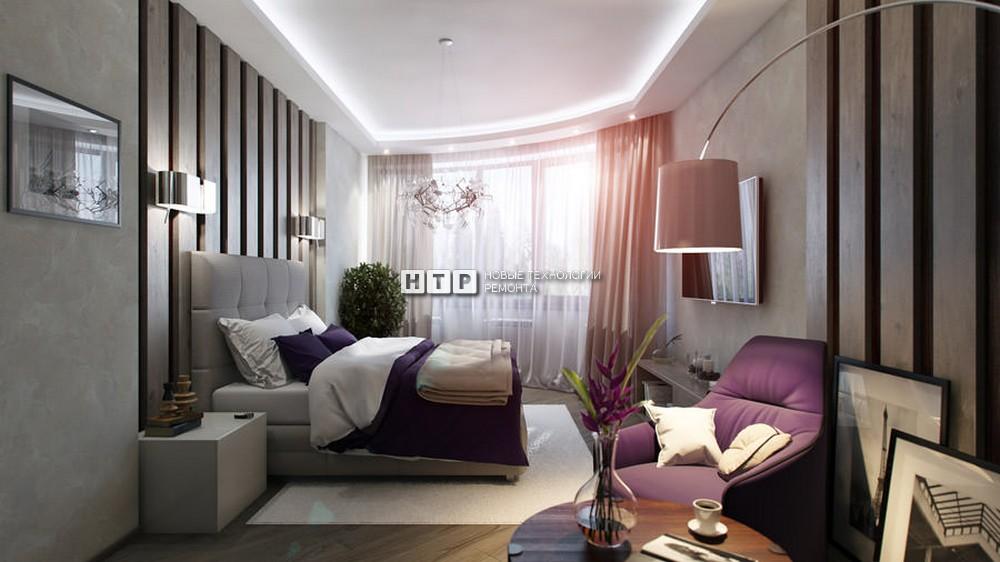 Спальня на Заводской
