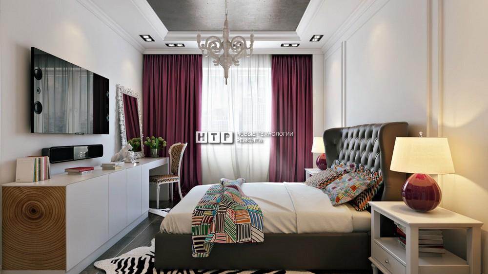 Спальня на Сулимова