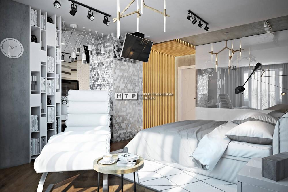 Спальня на Чапаева