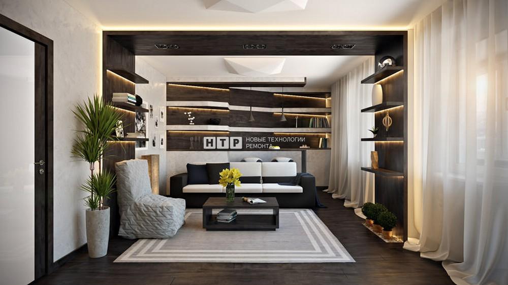 Ремонт квартиры на Пехотинцев
